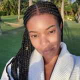 Gabrielle Union Shared a Gorgeous No-Makeup Selfie, and Her Freckles Are Poppin