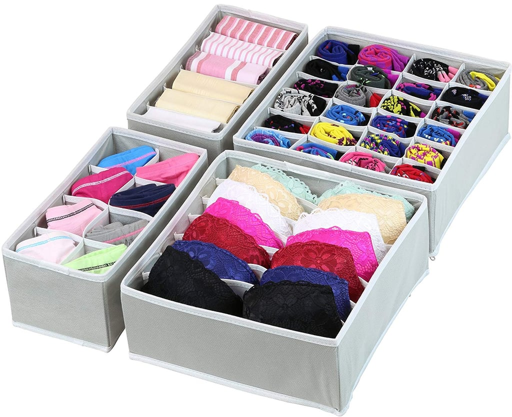 Simple Houseware Organizer Drawer Divider