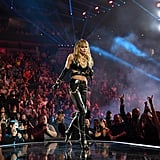 """Miley Cyrus Sings """"Don't Call Me Angel"""" at iHeartRadio Video"""