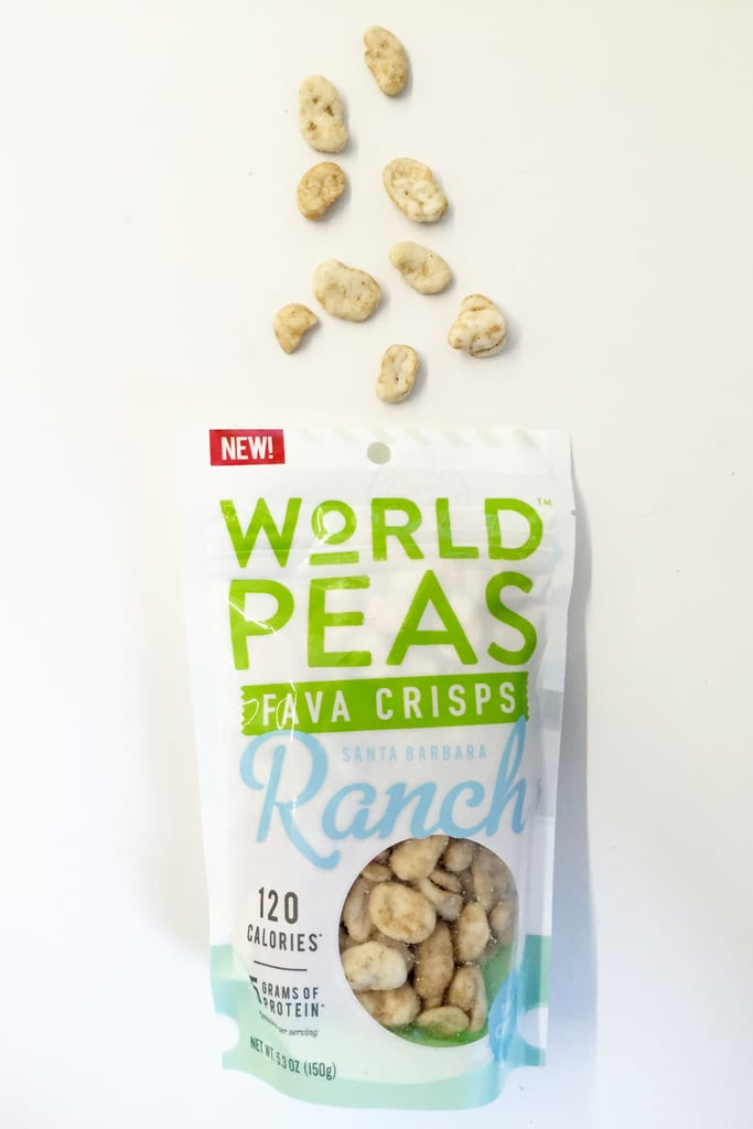 World Peas Fava Crisps in Ranch
