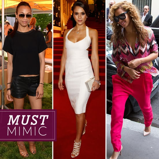 Best Celebrity Everyday Casual Outfits - YouTube