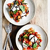 Grilled Watermelon Caprese Salad