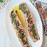 Chimichurri Grilled Salmon