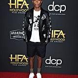 Pharrell Williams at the 23rd Annual Hollywood Film Awards