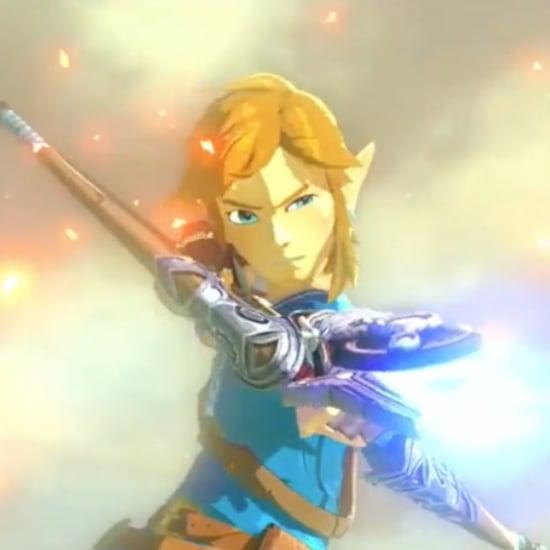 Legend of Zelda 3D Open World For Wii U
