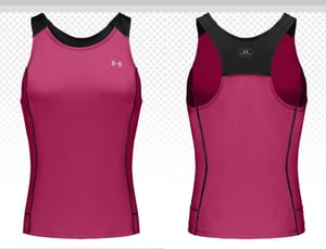 Gear Review: Under Armour Tank Prevents Chafing