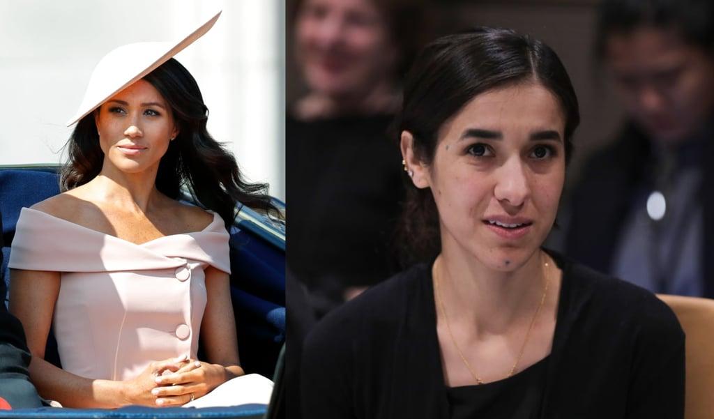 Meghan Markle, Nadia Murad Team Up For Girl Up 2020