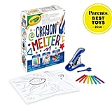 For 8-Year-Olds: Crayola Crayon Melter