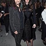 Liv and Steven Tyler