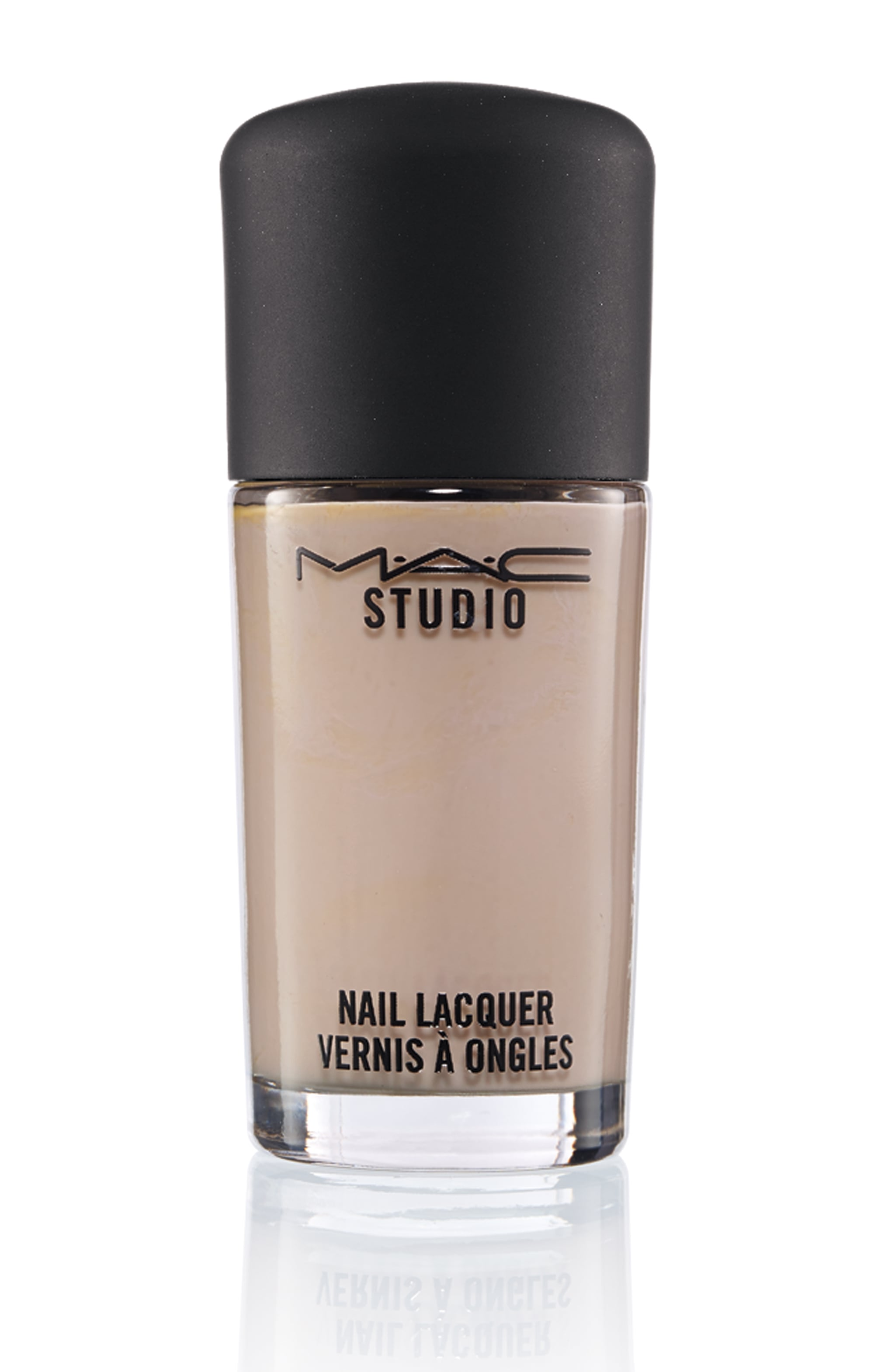 MAC Studio Nail Lacquer in Quiet Time ($12)