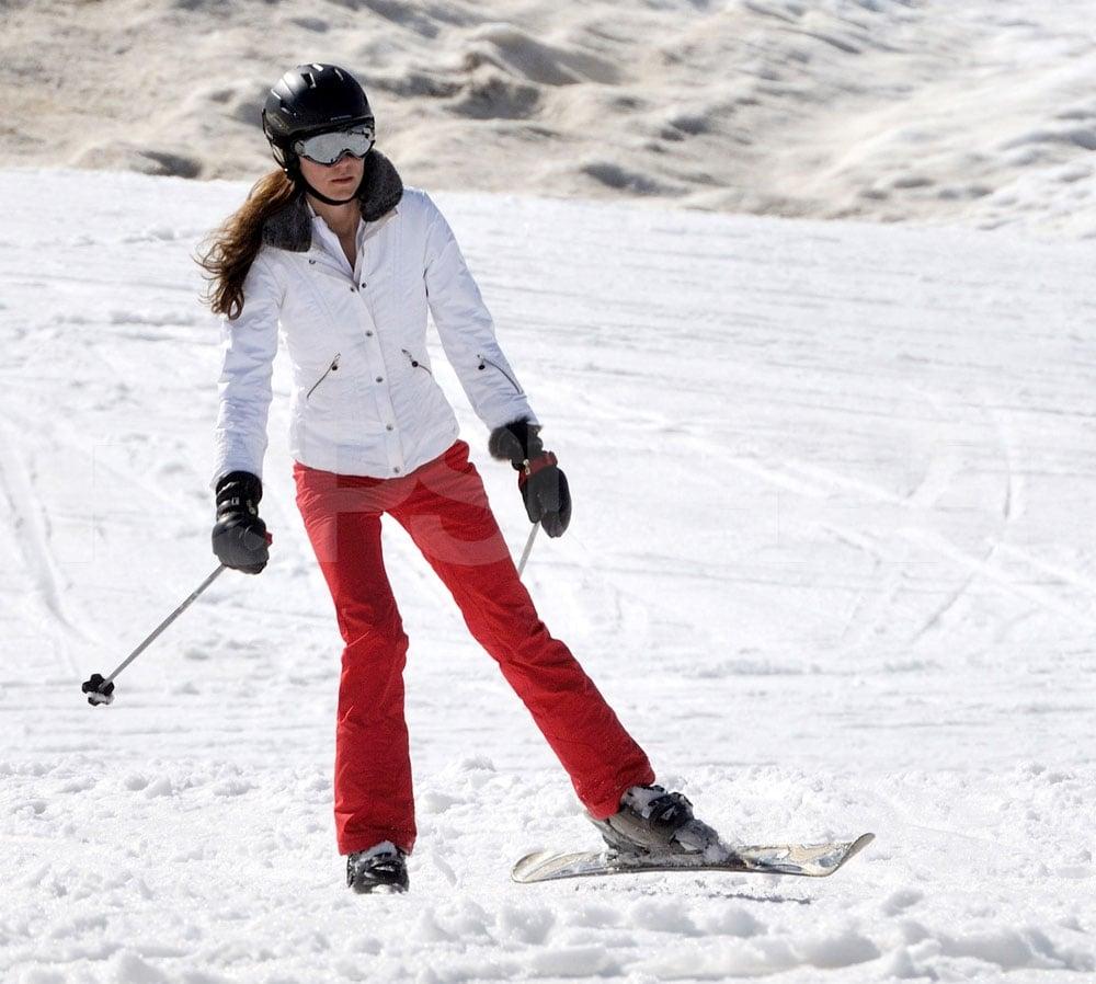 Kandi Burruss: Kandi's Ski Trip Is Like the