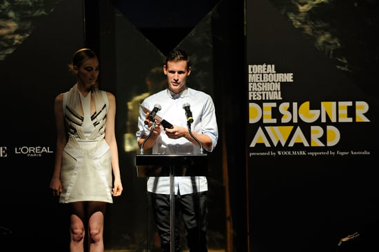 Dion Lee Wins the LMFF Designer Award