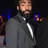 Pictured: Donald Glover