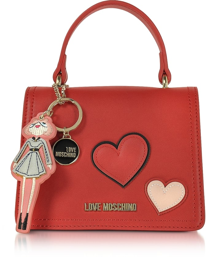 891ef6dc3f8 Love Moschino Mini Satchel Bag | Queen Rania's Red Givenchy Bag ...