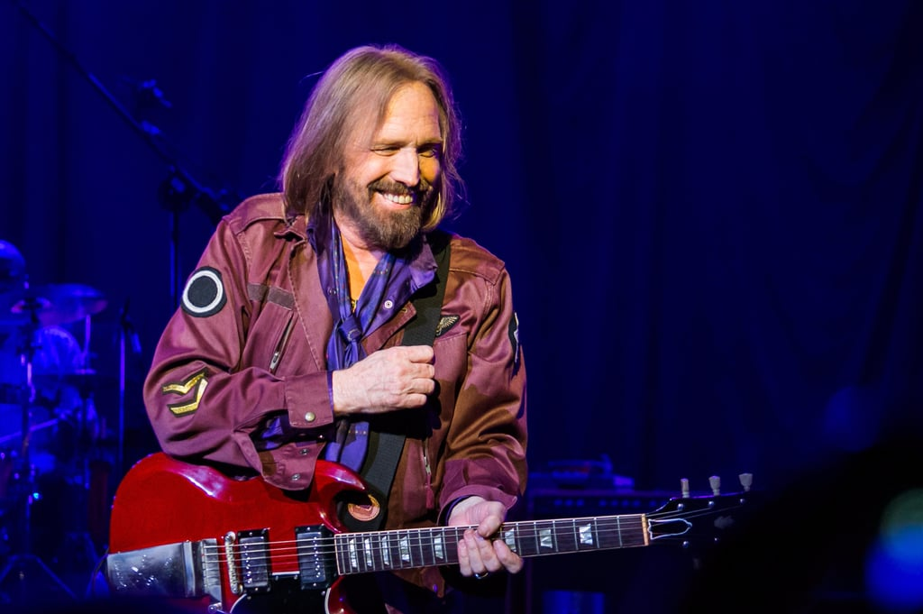 Celebrities Mourn the Heartbreaking Death of Music Legend Tom Petty