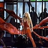 """Shakira Performing """"Ojos Así"""""""