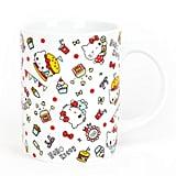 Hello Kitty Ceramic Mug ($18)