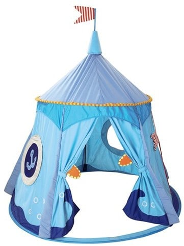 "Haba Toddler ""Pirate's Treasure"" Play Tent"