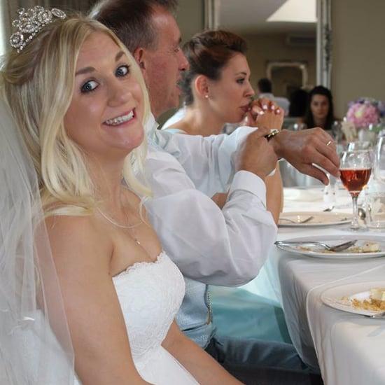 eBay Wedding Dress Listing