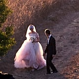 See Anne Hathaway's Wedding Pictures!