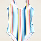 Old Navy Scoop-Neck One-Piece Swimsuit