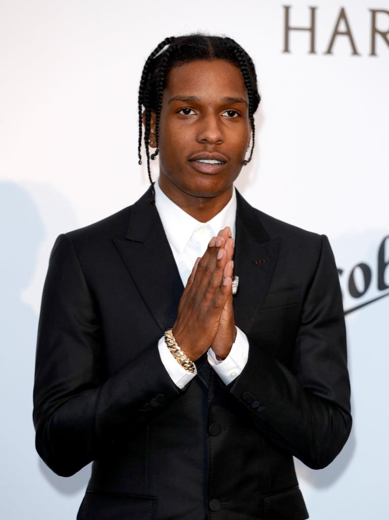 A$AP Rocky: Oct. 3