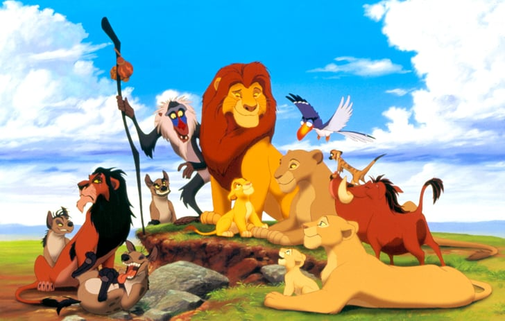 Lion King 1994 Cast Now | POPSUGAR Entertainment