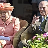 Prince Philip Steps Out For Polo