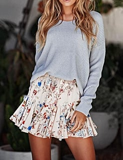 11 Seriously Stylish Miniskirts You Won't Believe Are Less Than $22 — All on Amazon!