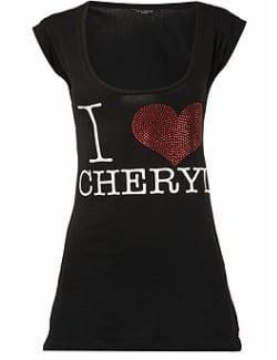 I Heart Cheryl T-shirt
