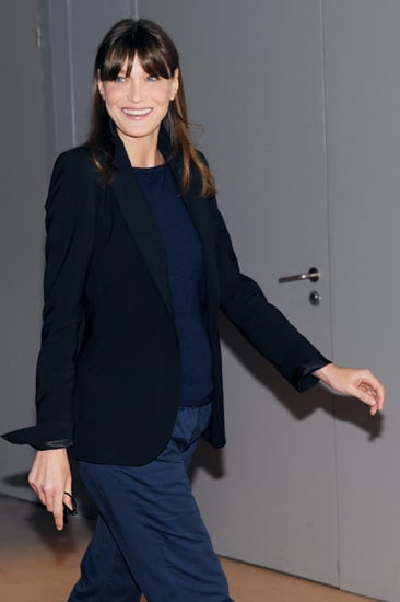 Carla Bruni Said To Be Having a Boy
