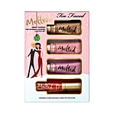 Too Faced Merry Kissmas Melted Liquid Lipstick Set