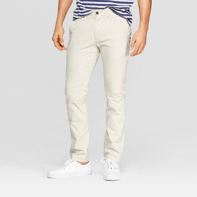 Hennepin Slim Fit Chino Pants