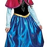 Frozen Anna Deluxe Costume