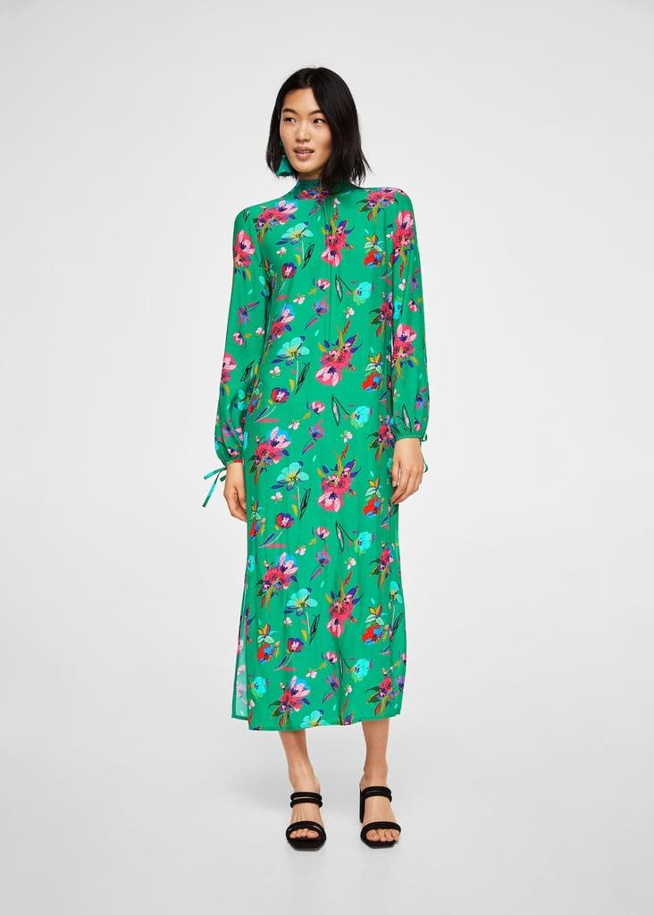 Mango Bow Floral Dress | Princess Sofia Green L.K. Bennett Dress ...