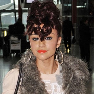 Cher Lloyd New Hair