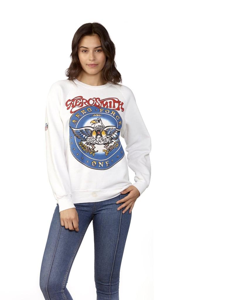 Ellie Mae Vintage Aerosmith Sweater