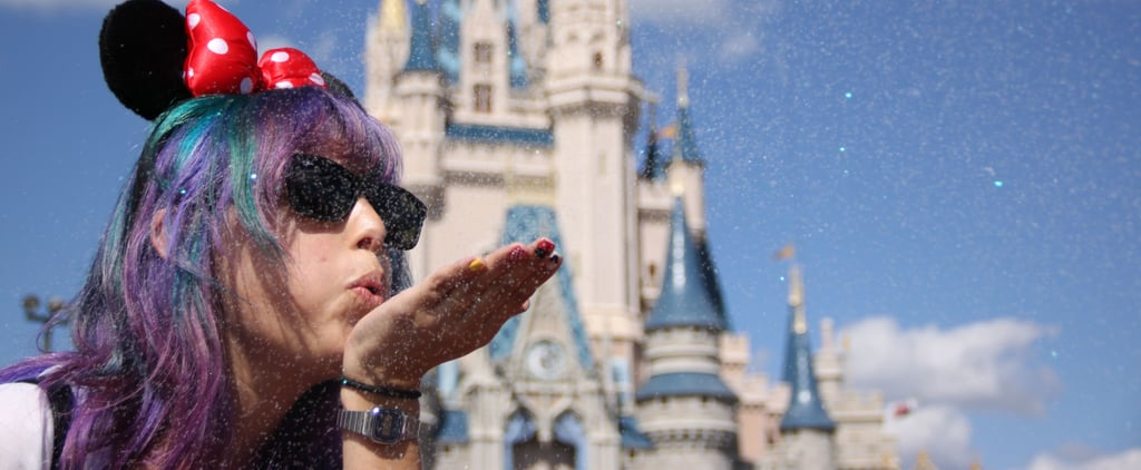 This Fact About Walt Disney World's Food Policy Is Straight-Up Magical