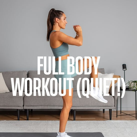 Kayla Itsines Low-Impact Full-Body Quiet Workout