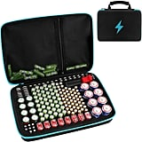 Battery Organizer Storage Box With Battery Tester