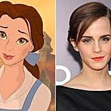Belle — Emma Watson