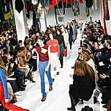 La Première Collection de Raf Simons Pour Calvin Klein Était Très Attendue