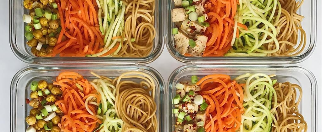 Summer Meal-Prep Ideas