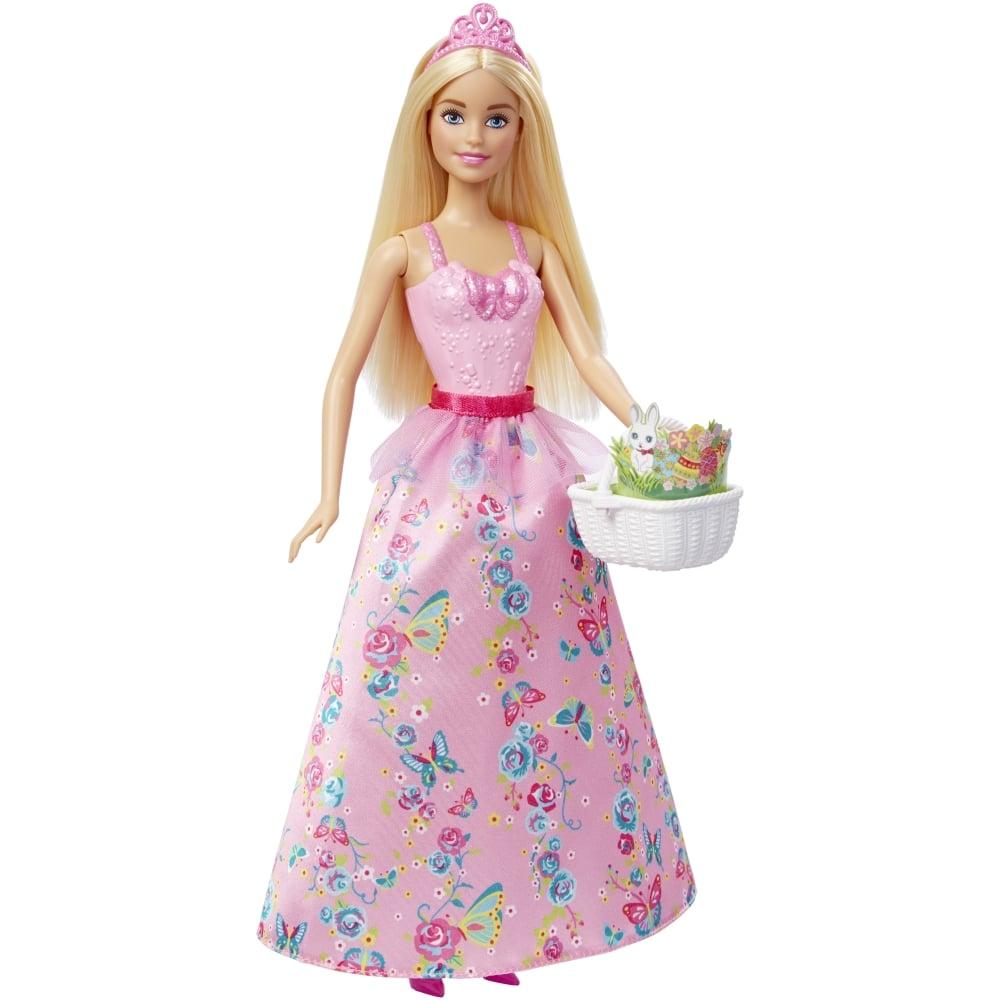 Barbie Fairytale Easter Princess Doll