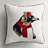 Penguin Mini Pillow ($20)