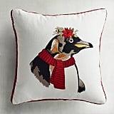Penguin Mini Pillow ($20)