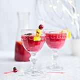 Virgin Mulled Cranberry Punch