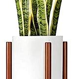 Mkono Plant Stand Mid Century Pot Holder