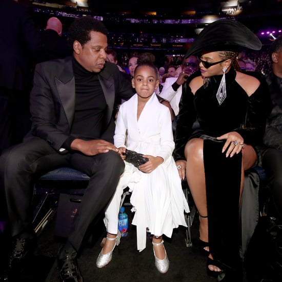 Reaction to Blue Ivy Shamed For Being Spoiled at the Grammys