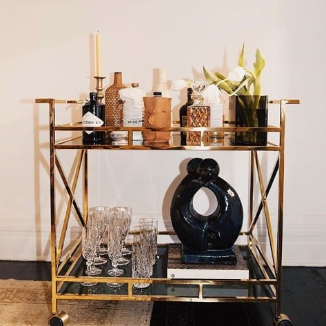 Best Bar Carts Amazon Australia